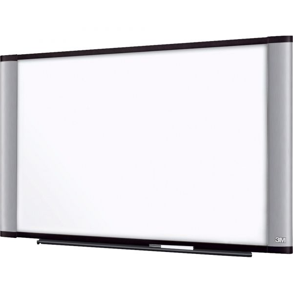 "3M 72"" x 48"" Widescreen Melamine Dry Erase Whiteboard"