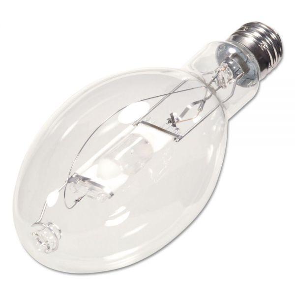 Satco Metal Halide HID Bulb, 400 Watts