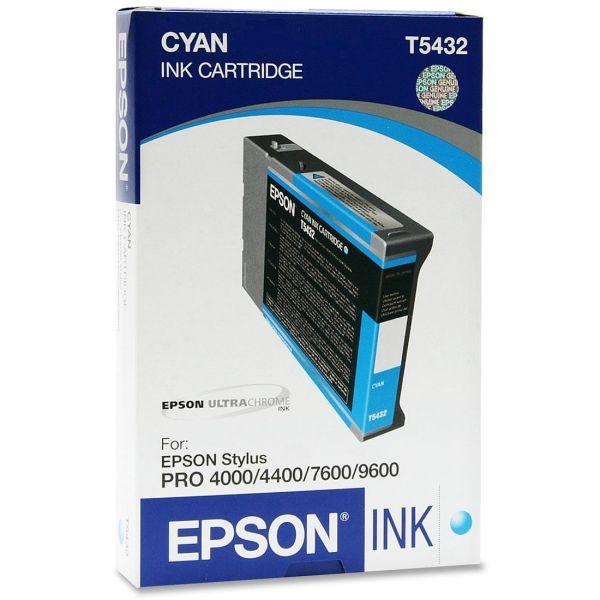 Epson T5432 Cyan Ink Cartridge