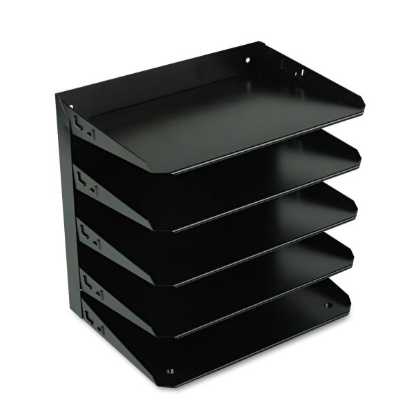 MMF Horizontal Desk File Tray