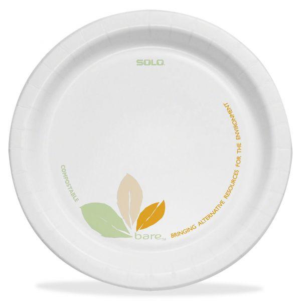 """SOLO 8.5"""" Paper Plates"""