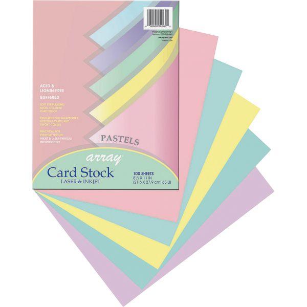 Pacon Array Printable Multipurpose Card Stock