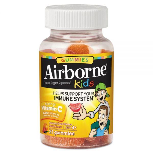 Airborne Kids Immune Support Gummies