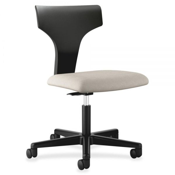 Basyx by HON HVL251 T-shaped Back Task Chair