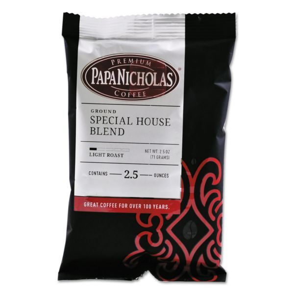 PapaNicholas Premium Ground Coffee Packets