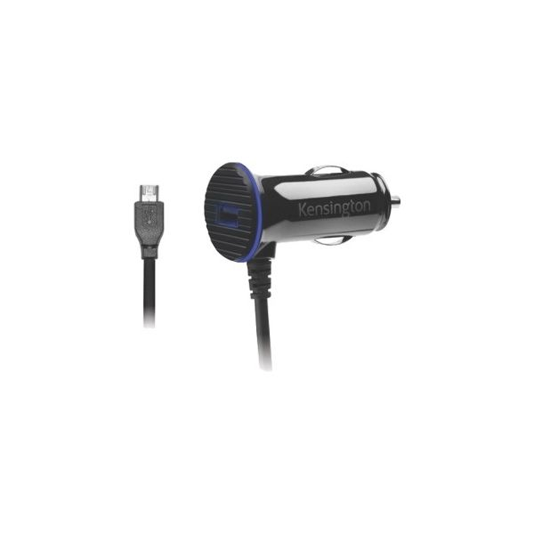 Kensington PowerBolt 3.4 Fast Charge Car Charger