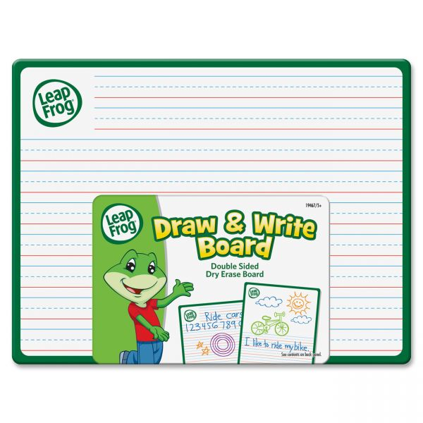 Leap Frog Double-Sided Draw & Write Dry Erase Boards
