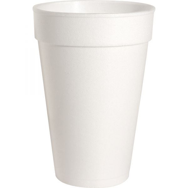 Genuine Joe 16 oz Foam Cups