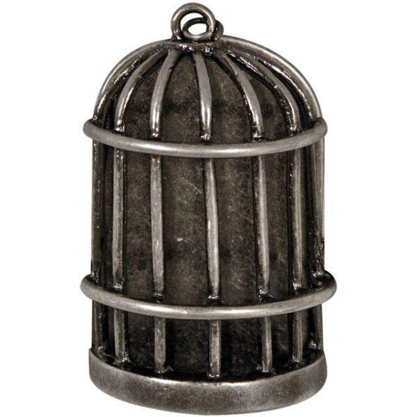"""Idea-Ology Metal Birdcage 1.75""""X1.25""""X.5"""""""