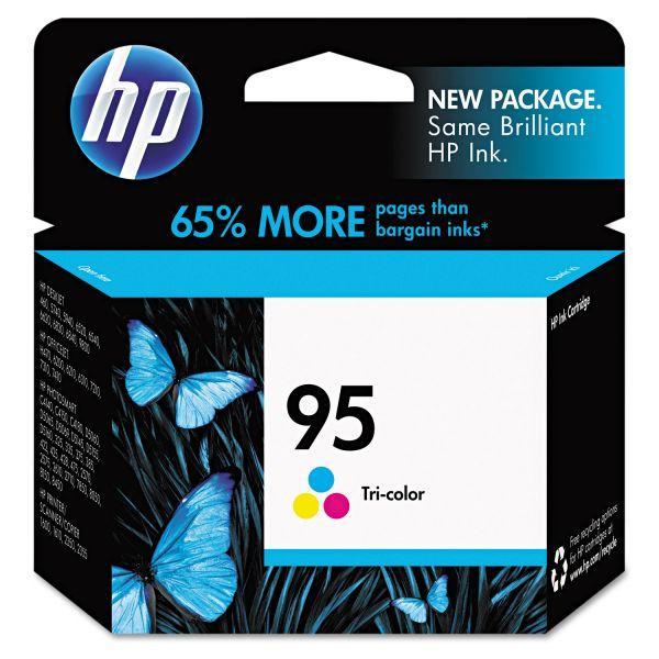 HP 95 Tri-Color Ink Cartridge (C8766WN)