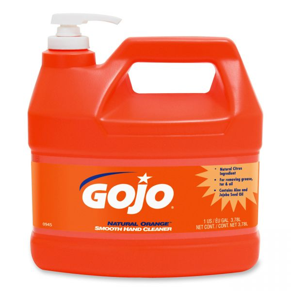 Gojo Natural Hand Soap