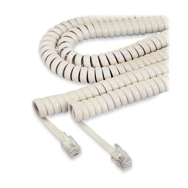 Softalk Modular Plug Handset Coil Cord