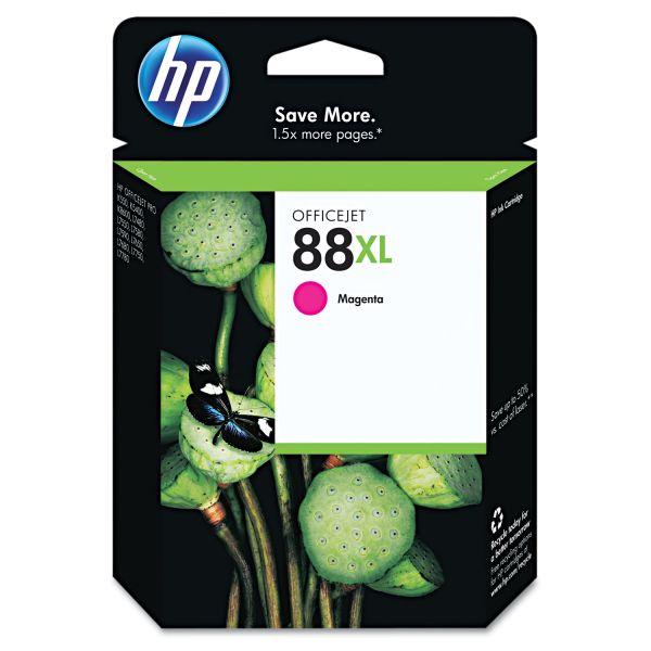 HP 88XL High Yield Magenta Ink Cartridge (C9392AN)