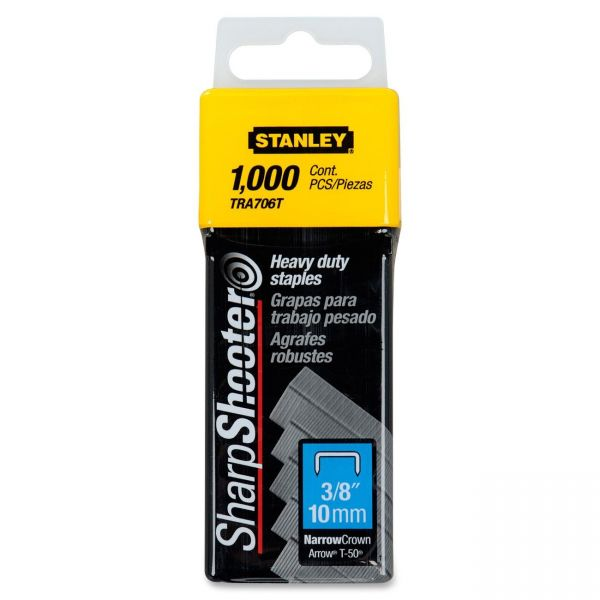 "Stanley Bostitch Sharpshooter 3/8"" Staples"