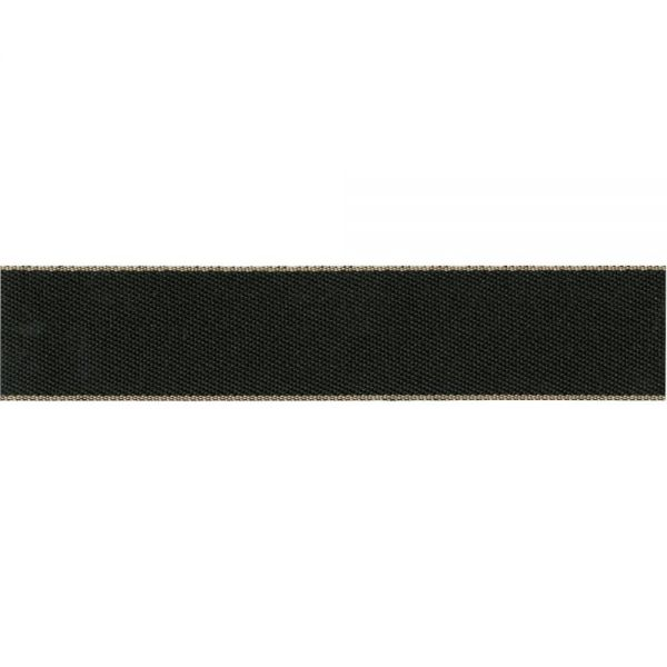 "Solid Ribbon W/Color Edge 1""X10yd"