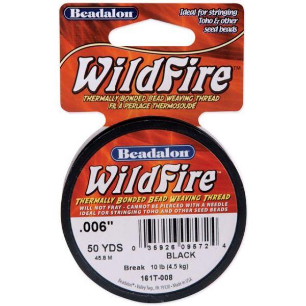 Beadalon Wildfire Bead Weaving Thread