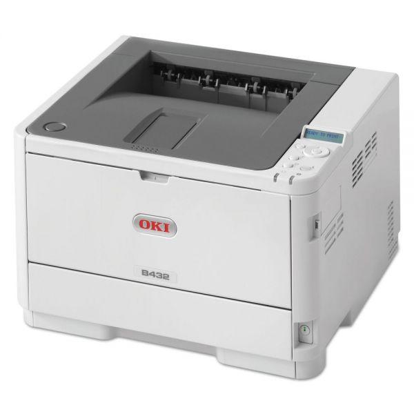 Oki B432DN Monochrome Laser Printer