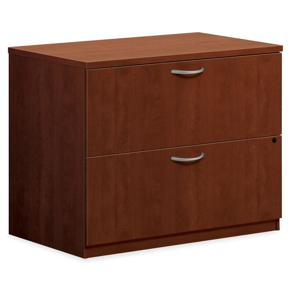 basyx by HON BL Series 2-Drawer Lateral File Cabinet