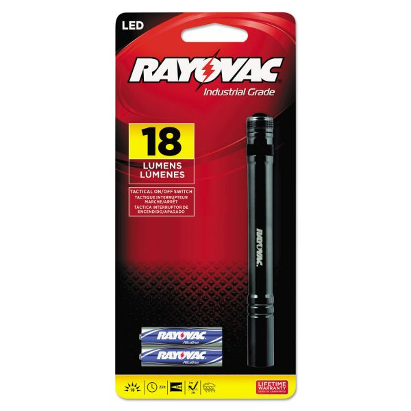 Rayovac Industrial LED Pen Flashlight