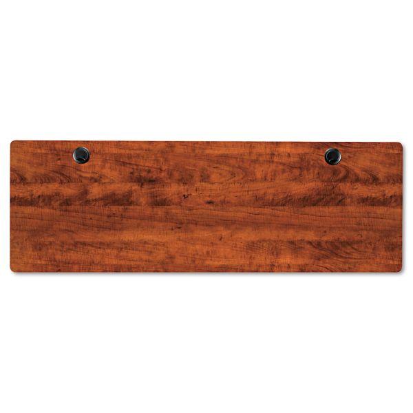 Alera Valencia Series Rectangular Table Top, 72w x 24d, Medium Cherry