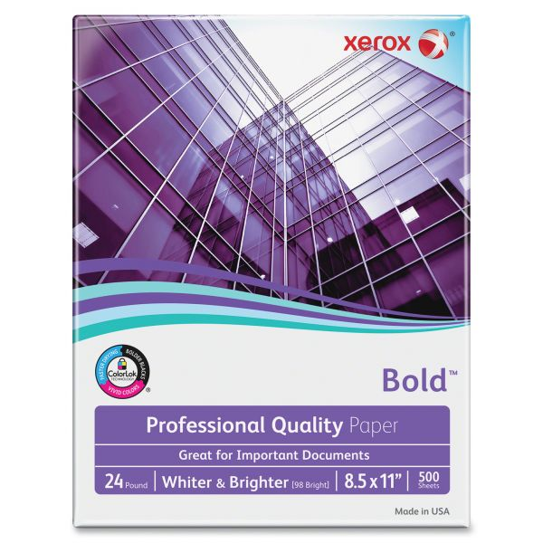 Xerox Premium Copy/Laser Printer Paper