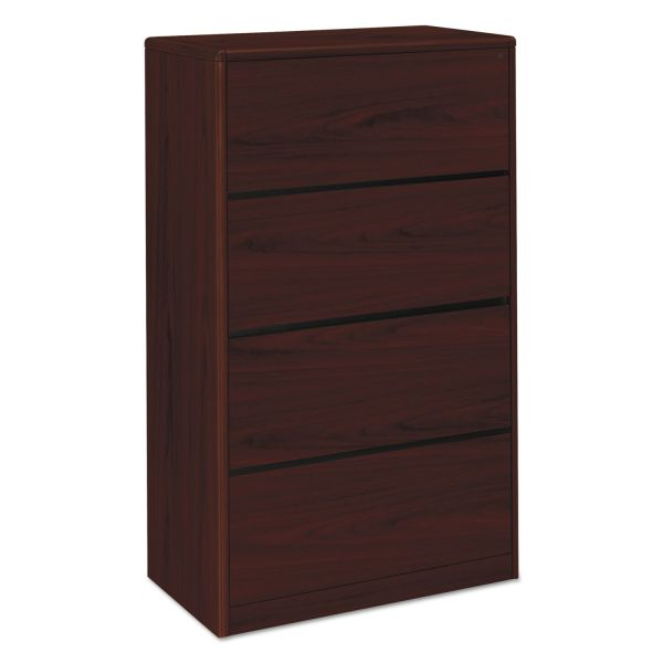 HON 10700 Series 4-Drawer Lateral File Cabinet