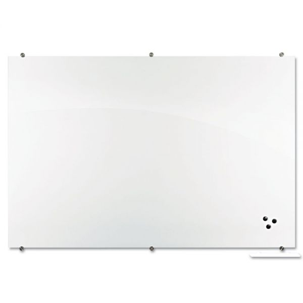 Best-Rite Magnetic Glass Dry Erase Board