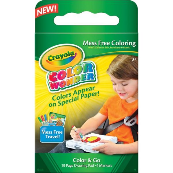 Crayola Color Wonder Color & Go Kit