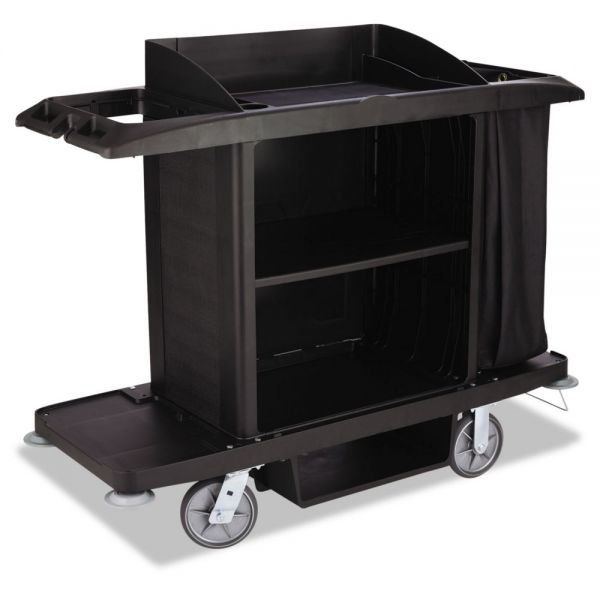Rubbermaid Commercial Housekeeping Cart
