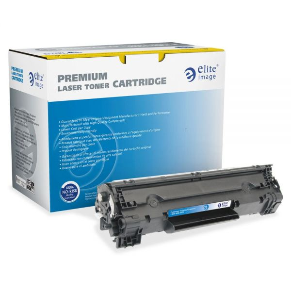 Elite Image Remanufactured HP 83A Toner Cartridge