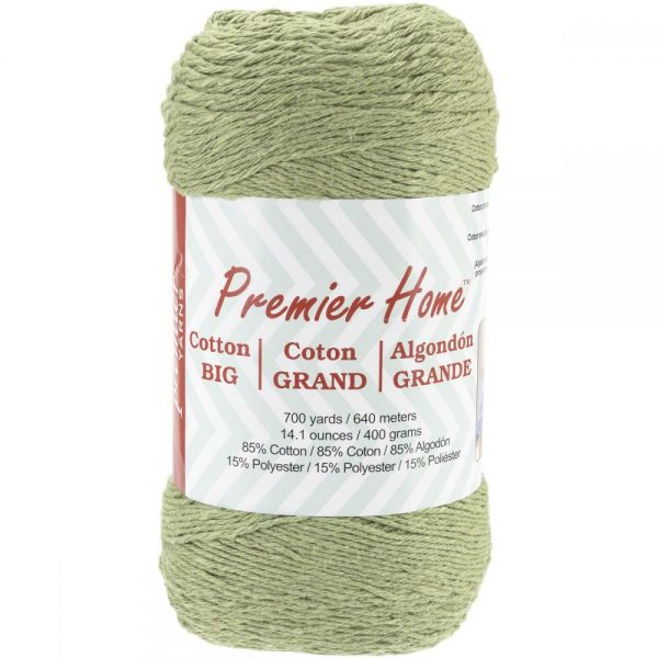 Premier Home Cotton Grande Yarn - Sage