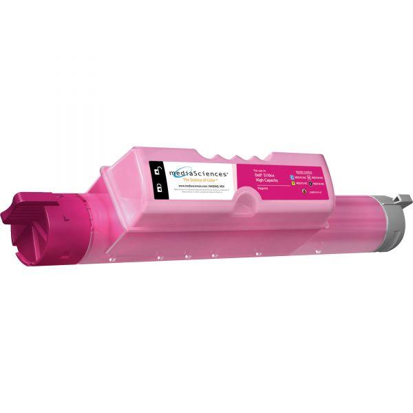 Media Sciences Remanufactured Dell 310-7893 Magenta Toner Cartridge