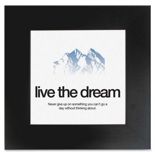 Aurora Live the Dream Poster