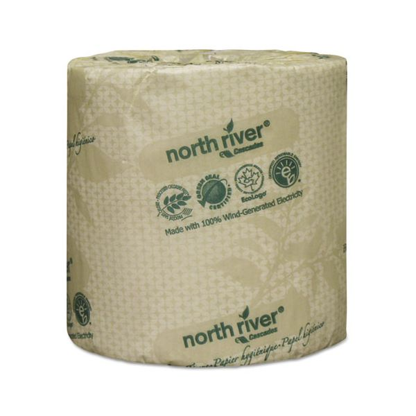 Cascades North River Standard 2 Ply Toilet Paper