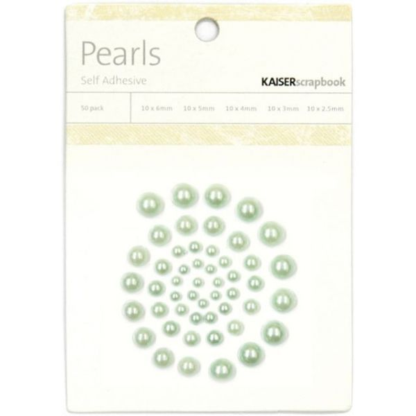 Self-Adhesive Pearls
