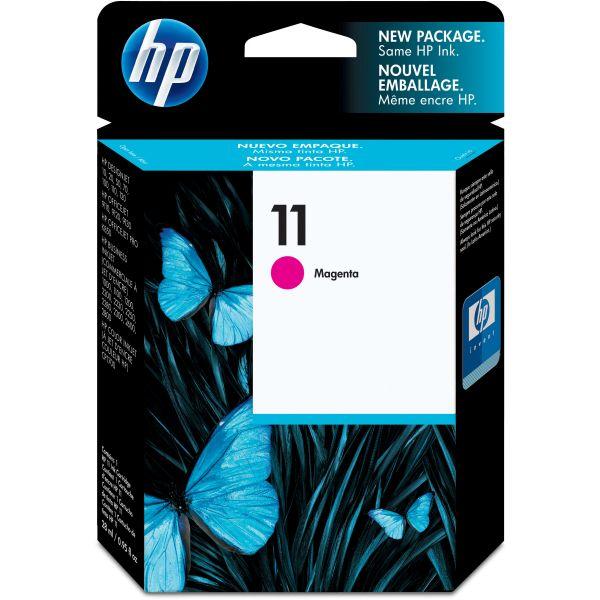 HP 11 Magenta Ink Cartridge (C4837A)