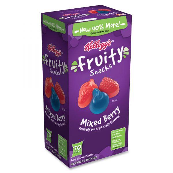 Kellogg's® Fruit Snacks Mixed Berry