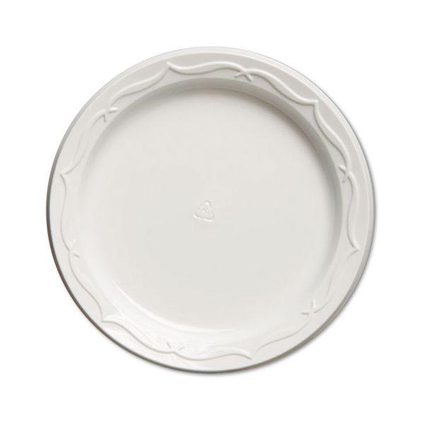 """Genpak Aristocrat 6"""" Plastic Plates"""