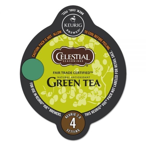 Celestial Seasonings Green Tea Vue Packs