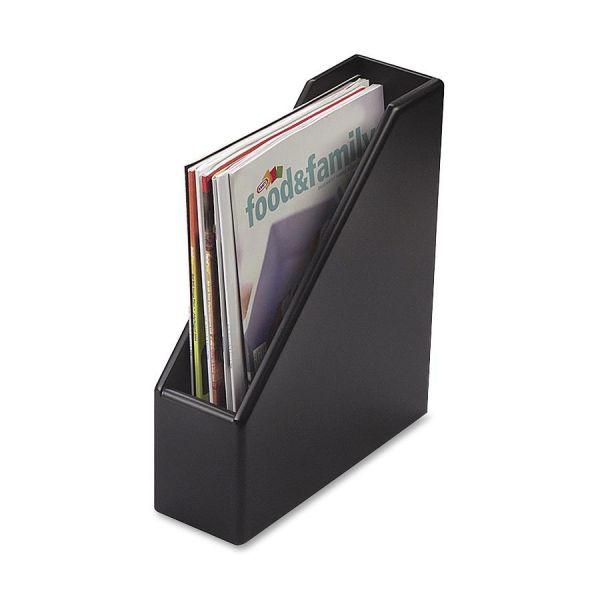 Rolodex Wood Tones Magazine Holder