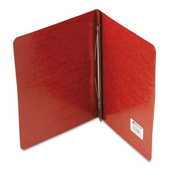 Acco Burnt Orange Pressboard Report Cover