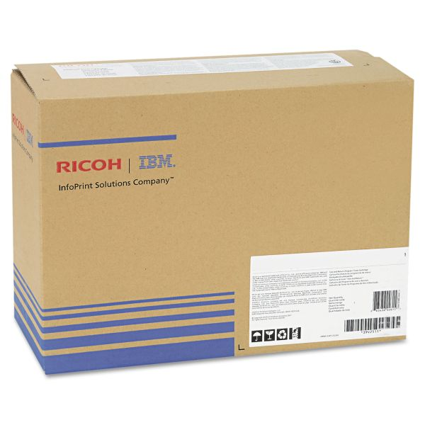 Ricoh 841281 Cyan Toner Cartridge