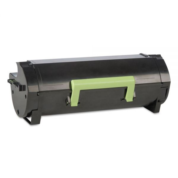 Lexmark LEX-601 Black Toner Cartridge (60F1000)
