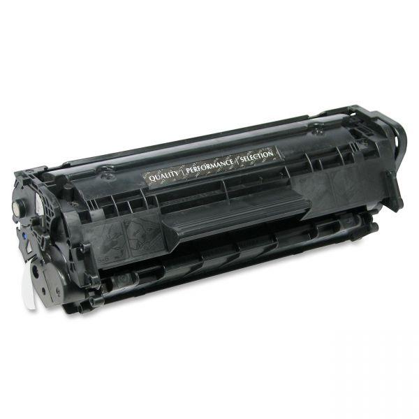 SKILCRAFT Remanufactured HP 12A Toner Cartridge