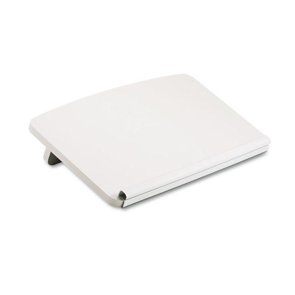 Safco Ergo-Comfort Read/Write Freestanding Desktop Copy Stand, Wood, Gray