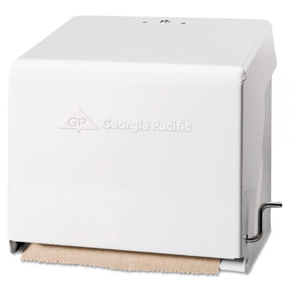 Georgia Pacific Mark II Crank Paper Towel Dispenser