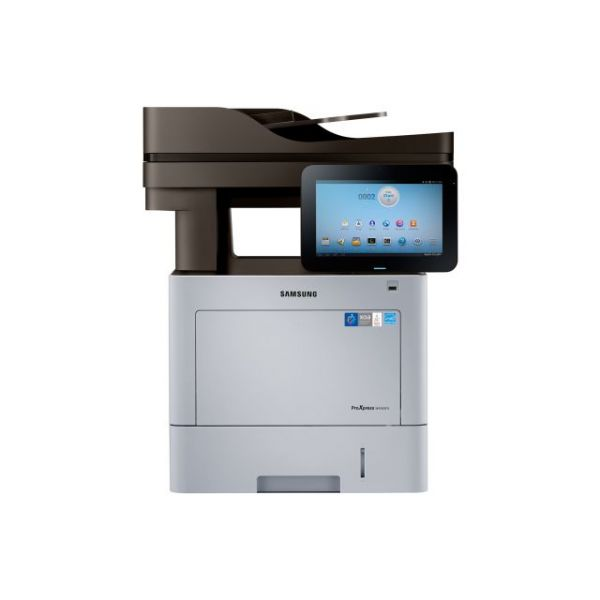 Samsung ProXpress M4583FX Laser Multifunction Printer - Monochrome - Plain Paper Print - Desktop