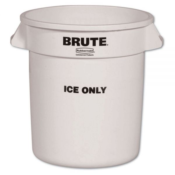 Rubbermaid Commercial Brute Ice-Only Container