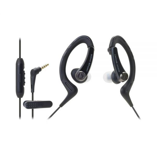 Audio-Technica SonicSport In-ear Headphones for Smartphones