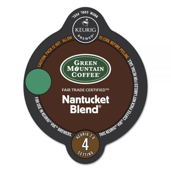 Green Mountain Coffee Roasters Nantucket Blend Coffee Vue Pack